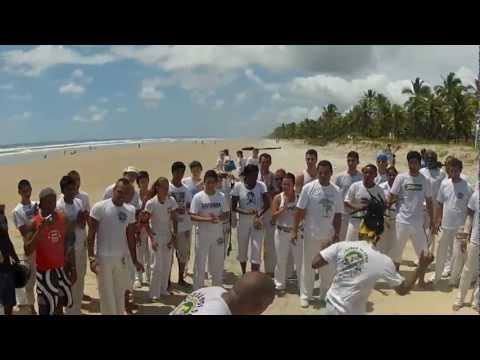 Capoeirando 2012 Highlights - Part1 [HD]