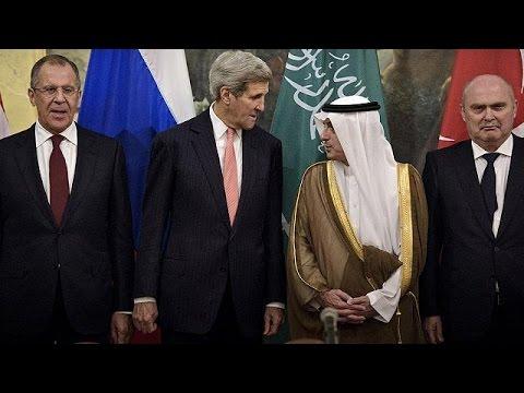 Συμφωνούν ότι… διαφωνούν για τη Συρία