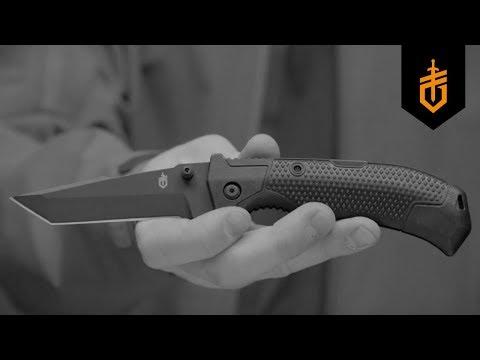 Gerber Edict Knife (видео)