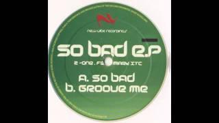 Download Lagu Z-One Feat. Mark XTC - So Bad (So Bad E.P.) [NEWV004] Mp3
