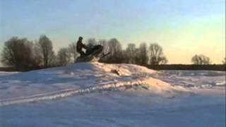 9. Polaris xcsp 600 jumps