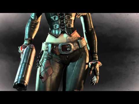 0 Arkham City: Harley Quinns Revenge Teaser