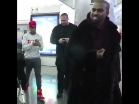 Kanye west Do you see this coat (видео)