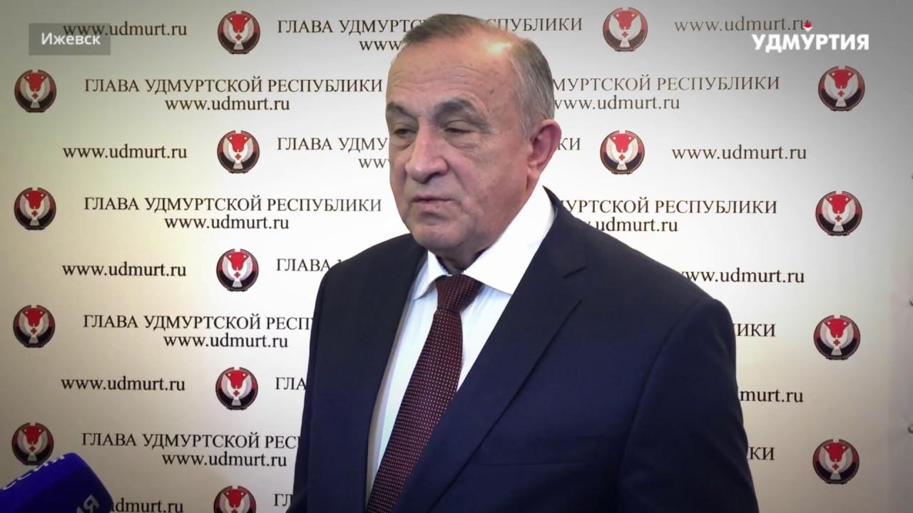 Глава Удмуртии Александр Соловьев о грядущих кадровых назначениях