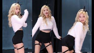 Download Lagu 171116 아모르 (Amor) 수리 - SHAKE IT - 인사아트쇼 fancam by K-STAGEE Mp3