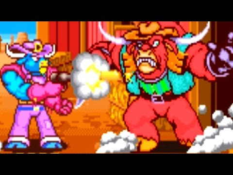Wild West C.O.W.-Boys of Moo Mesa (Arcade) All Bosses (No Damage)