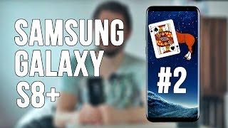 Samsung Galaxy S8+ zady i walety