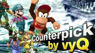 Counterpick – Smash 4 Montage by vyQ