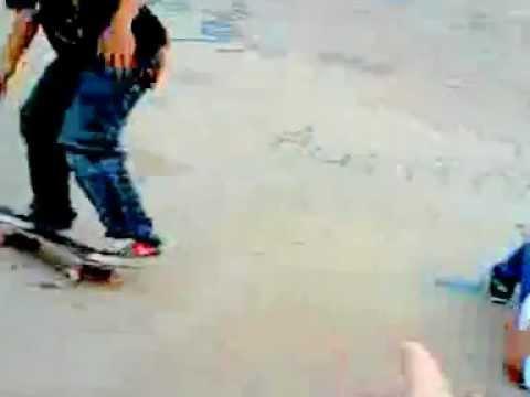 Fun At Beckley Skate Park