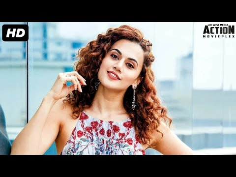 TAAPSEE PANNU - Superhit Blockbuster Hindi Dubbed Full Action Romantic Movie | South Indian Movies