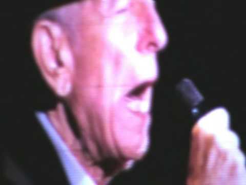Nouveau Leonard Cohen, le grand poète de la chanson, est mort