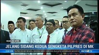 Video Tim Hukum Jokowi Serahkan Alat Bukti Tambahan ke MK MP3, 3GP, MP4, WEBM, AVI, FLV Juni 2019