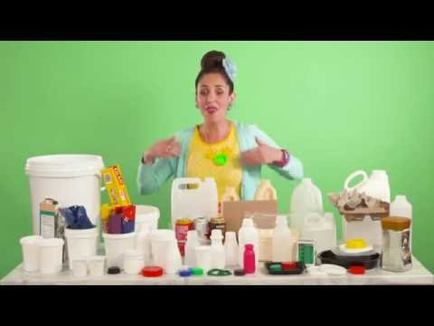 SuzelleDIY introduction to recycling
