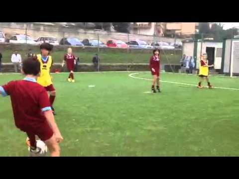 FM Academy: ragazzi del 2003, amichevole Dinamo Aversa - Dinamo Napoli parte 2