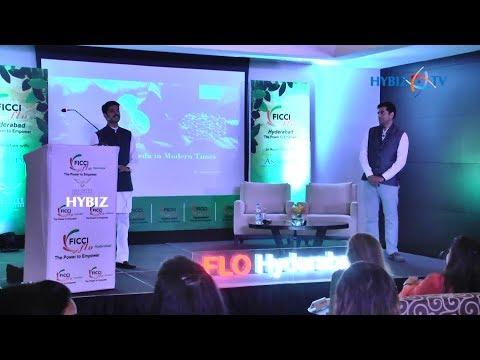 , FICCI Flo Hyderabad-Holistic Wellbeing Session