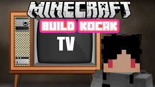 Video Minecraft Indonesia - Build Kocak (47) - Televisi! MP3, 3GP, MP4, WEBM, AVI, FLV Januari 2018