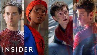 Video Which 'Spider-Man' Movie Is The Best? MP3, 3GP, MP4, WEBM, AVI, FLV Januari 2019
