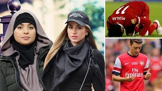 Video Top Muslim Footballers Lovely Wife and Girlfriends In 2019 (WAGs) You Should Know MP3, 3GP, MP4, WEBM, AVI, FLV Juni 2019