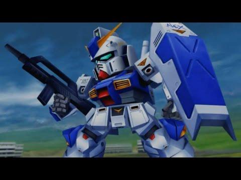 Super Robot Taisen OE - Mobile Suit Gundam 0080: War in the Pocket (60 FPS)