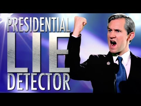 Detektor lži u prezidentských voleb