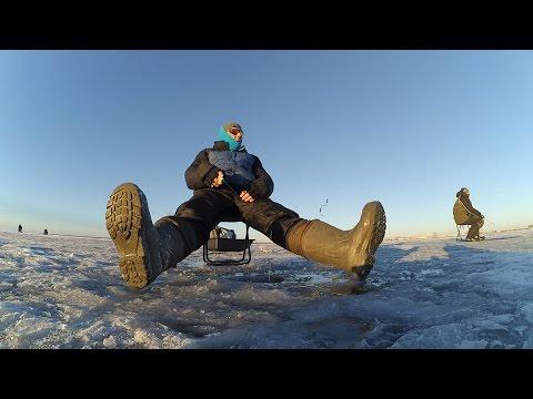 ловля щуки на финском заливе