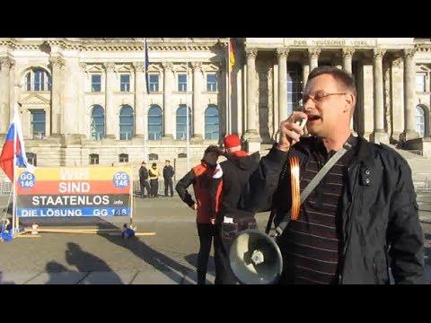 Reichsbürger: Witzbolde oder Ewiggestrige? Die Brandenburger