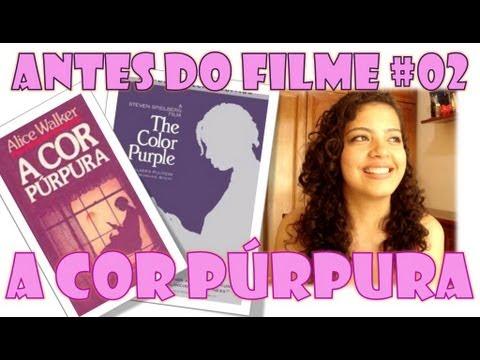 [Antes do Filme] A Cor Púrpura, livro de Alice Walker