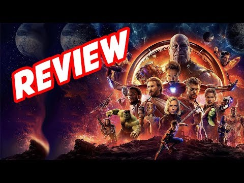 Avengers: Infinity War Movie Review - NO SPOILERS