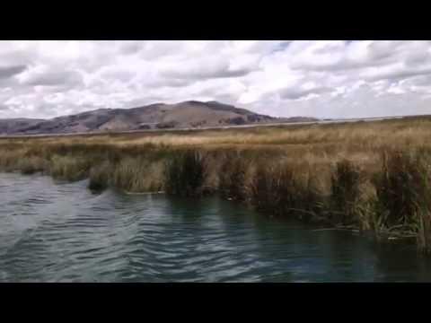 Lake Titicaca 2 (видео)
