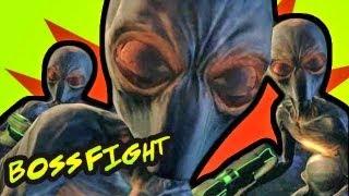 XCOM ENEMY UNKNOWN ALIEN BASE ASSAULT (Boss Fight of the Week)