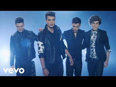 UNION J - Loving You Is Easy [MV]
