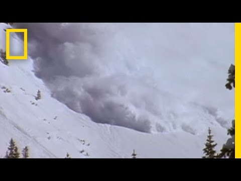 Avalanches 101 | National Geographic
