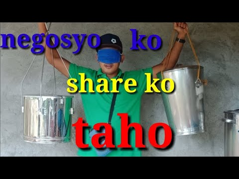 How to make taho pang negosyo like homemade taho from scratch.