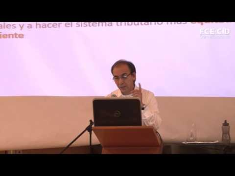 Orlando Villabona en Debate CID sobre la Reforma Tributaria Estructural