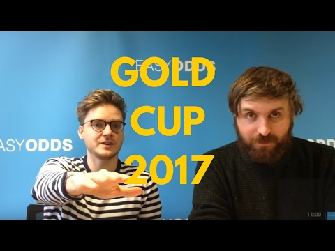 Gold Cup 2017 Tips