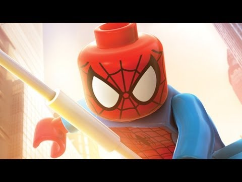 LEGO Marvel Super Heroes All Cutscenes FULL MOVIE