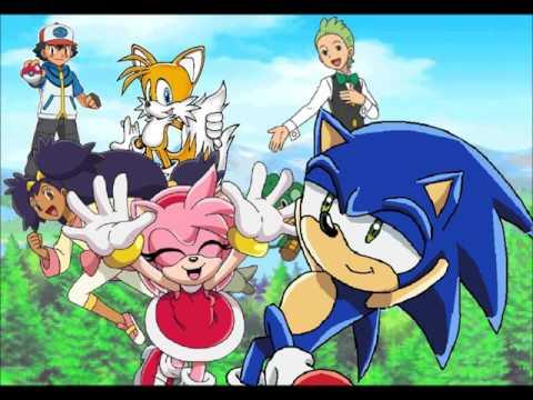 Sonic Advance 3 Special Stage Pokemon RSE Remix