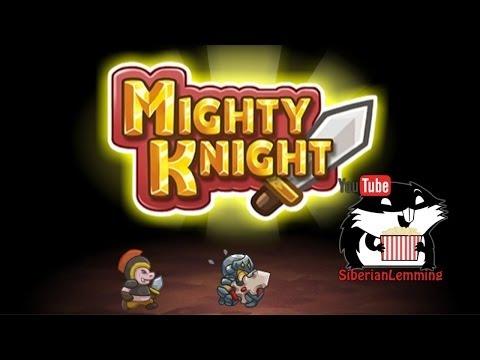 Mighty Knight с Сибирским Леммингом [бесплатная флешка]