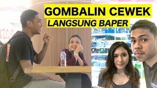 Video GOMBALIN CEWEK DENGAN MODUS FOTO LANGSUNG BAPER CEWEKNYA - PRANK INDONESIA MP3, 3GP, MP4, WEBM, AVI, FLV April 2019
