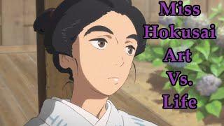 Nonton Raparaptor Analysis: Miss Hokusai - Art vs. Life Film Subtitle Indonesia Streaming Movie Download