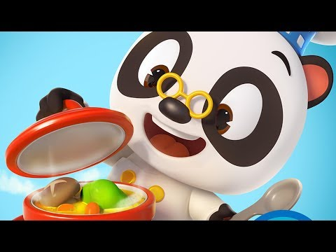 Dr. Panda Restaurant 3 ⭐️ Top Best Apps For Kids