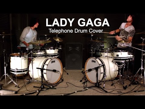 Ricky - Hey everyone! I really hope you enjoyed this drum cover of Telephone by Lady Gaga! Lady Gaga is truly one of a kind and an amazing artist. These drum covers ...