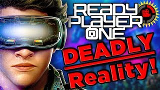Video Film Theory: Ready Player One's True THREAT! (SPOILER FREE) MP3, 3GP, MP4, WEBM, AVI, FLV Desember 2018