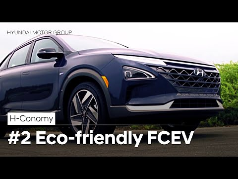 [H-Conomy] Why Fuel Cell Electric Vehicles are Eco-friendly