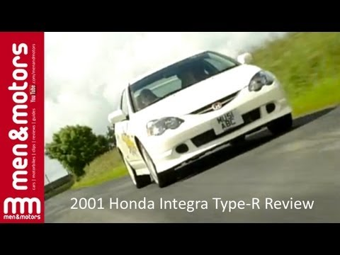 2001 Honda Integra Type-R Review