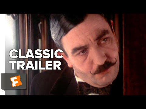 Murder On The Orient Express (1974) Trailer #1 | Movieclips Classic Trailers