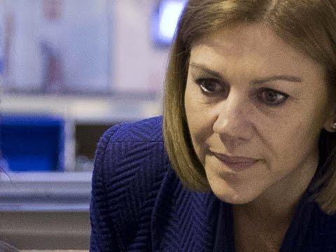 """Cospedal: """"Tenemos la obligación de preservar la unidad y la gobernabilidad de España"""""""