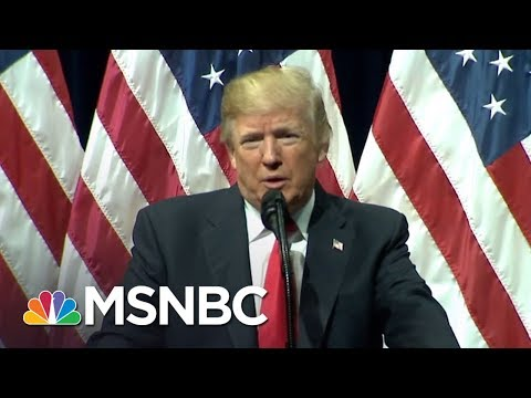 Melber: President Donald Trump Uses