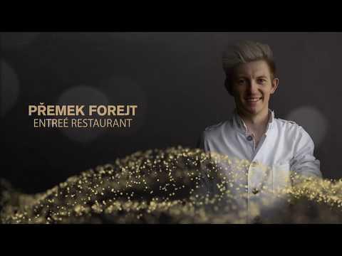 Nominace v kategorii Zlatý kuchař 2017