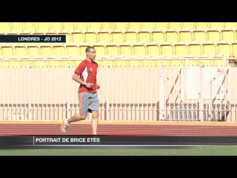 JO 2012 : Portrait de Brice Etes